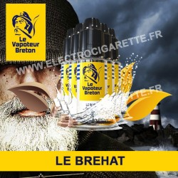 Pack de 5 x Le Brehat - L'Authentic - Le Vapoteur Breton - 10 ml