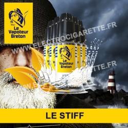 Pack de 5 x Le Stiff - L'Authentic - Le Vapoteur Breton - 10 ml