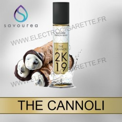 The Cannoli 2K19 - Savourea - ZHC 50 ml