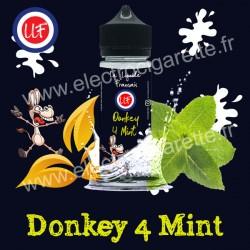 Donkey 4 Mint - Le Liquide Français - ZHC 120 ml