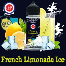French Limonade Ice - Le Liquide Français - ZHC 120 ml