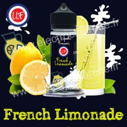 French Limonade - Le Liquide Français - ZHC 120 ml