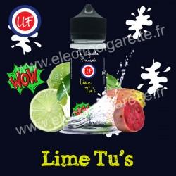 Lime Tu's - Le Liquide Français - ZHC 120 ml