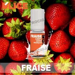 Fraise - D'Lice - 10 ml