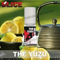 Thé Yuzu - D'Lice Série Spéciale - 10 ml