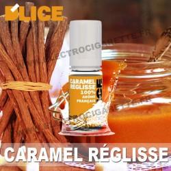 Caramel Réglisse - D'Lice - 10 ml