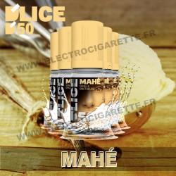 Pack 5 flacons 10 ml Mahé - D'50 - D'Lice