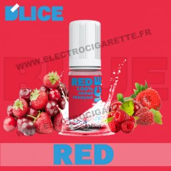 Red - D'Lice - 10 ml