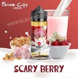 Scary Berry - Cereal Monster - Ferrum City - ZHC 100 ml