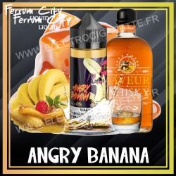 Angry Banana - Ferrum City - ZHC 100 ml