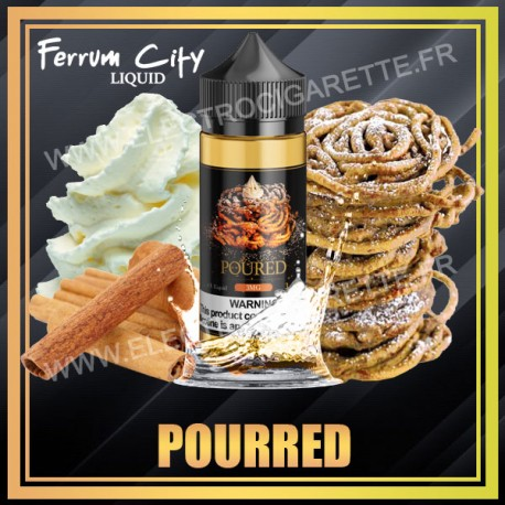Pourred - Ferrum City - ZHC 100 ml