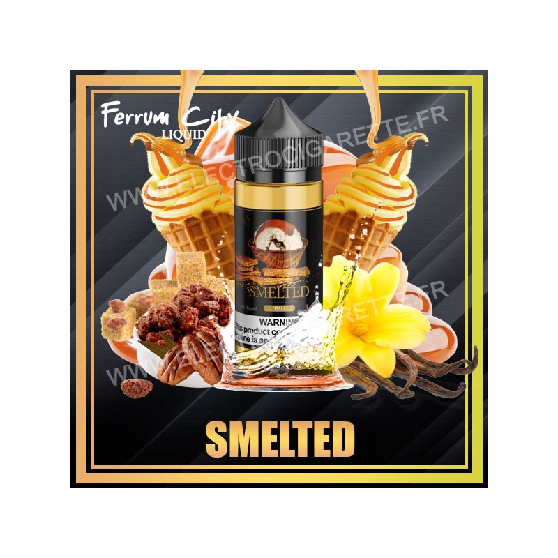 Smelted - Ferrum City - ZHC 100 ml