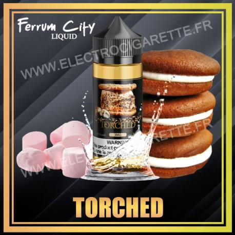 Torched - Ferrum City - ZHC 100 ml