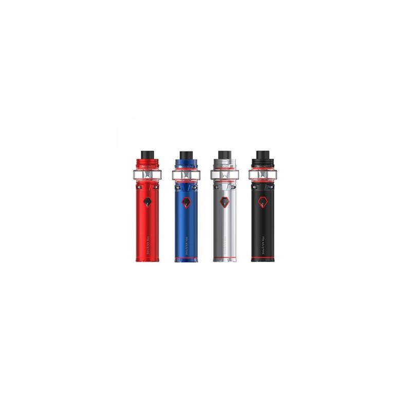 Kit Stick v9 3000 mAh avec TFV-Mini v2 5 ml - Smoktech - Couleur