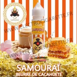 Samouraï Beurre de cacahuète - Edo - ZHC 50 ml
