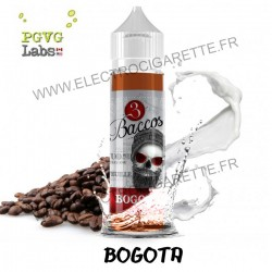 Bogota - 3 Baccos - PGVG Labs - ZHC - 60 ml