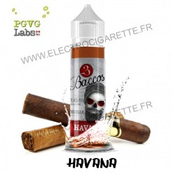Havana - 3 Baccos - PGVG Labs - ZHC - 60 ml