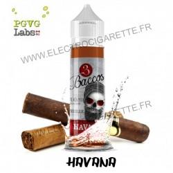 Havana - 3 Baccos - PGVG Labs - ZHC - 60 ml