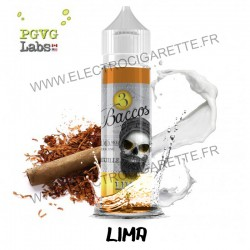 Lima - 3 Baccos - PGVG Labs - ZHC - 60 ml