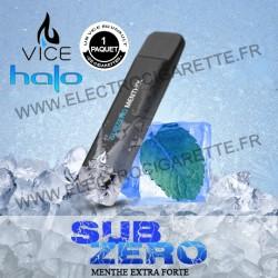 Halo Subzero - Cigarette jetable Vice - Saveur