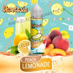Peach Lemonade - Vapetesia - ZHC 50 ml