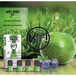 Apple Berry - Pod Pré-remplie - Vaze