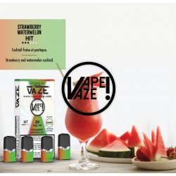 Strawberry Melon - Pod Pré-remplie - Vaze