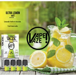 Ultra-Lemon - Pod Pré-remplie - Vaze