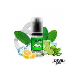 Green Devil - Avap avec sels de nicotine