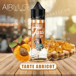 Tarte Abricot - C'est pas d'la tarte - Airmust - ZHC 50 ml