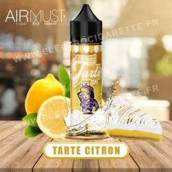 Tarte Citron - C'est pas d'la tarte - Airmust - ZHC 50 ml