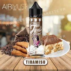 Tiramisu - C'est pas d'la tarte - Airmust - ZHC 50 ml