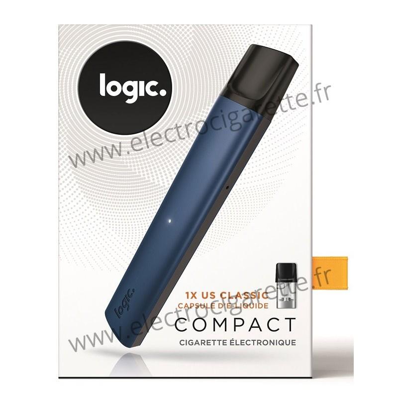 Cigarette électronique Compact Bleu - Logic Pro