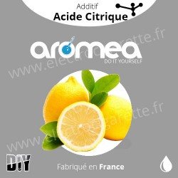 Acide Citrique - Aromea - Additif