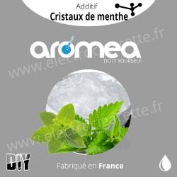 Cristaux de Menthe - Aromea - Additif
