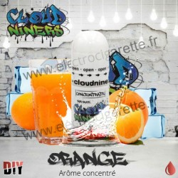 Concentré Orange - Cloud Niners -  30ml