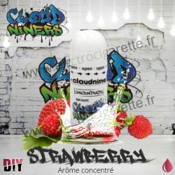 Concentré Strawberry - Cloud Niners -  30ml