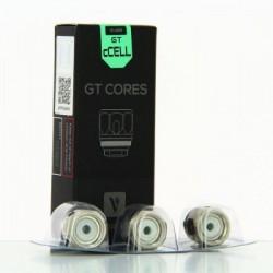 Pack de 3 résistances GT CCELL / CCELL2 - Vaporesso