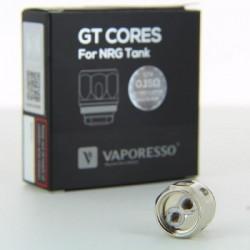 Pack de 3 résistances GT4 Core 0.15 Ohm Sky Solo / NRG - Vaporesso