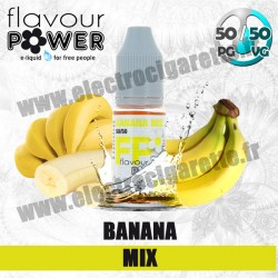 Banana Mix - Premium - 50/50 - Flavour Power