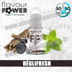 RegliFresh - Premium - 50/50 - Flavour Power