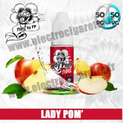 Lady Pom' - Rebel - 50/50 - Flavour Power