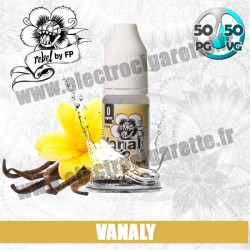 Vanaly - Rebel - 50/50 - Flavour Power