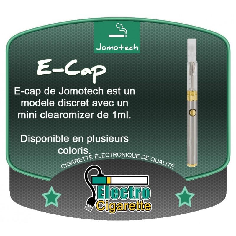 E-cap de JOMOTECH : 1 cigarette électronique (ecap)