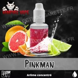 PinkMan - Vampire Vape - Arôme concentré - 30ml