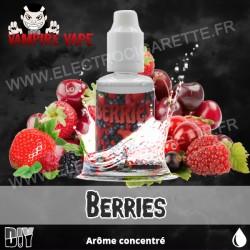 Berries - Vampire Vape - Arôme concentré - 30ml