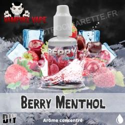 Berry Menthol - Vampire Vape - Arôme concentré - 30ml