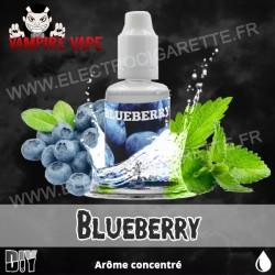 Blueberry - Vampire Vape - Arôme concentré - 30ml