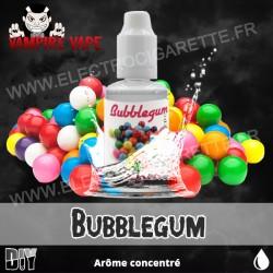 Bubblegum - Vampire Vape - Arôme concentré - 30ml