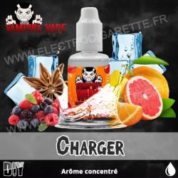 Charger - Vampire Vape - Arôme concentré - 30ml